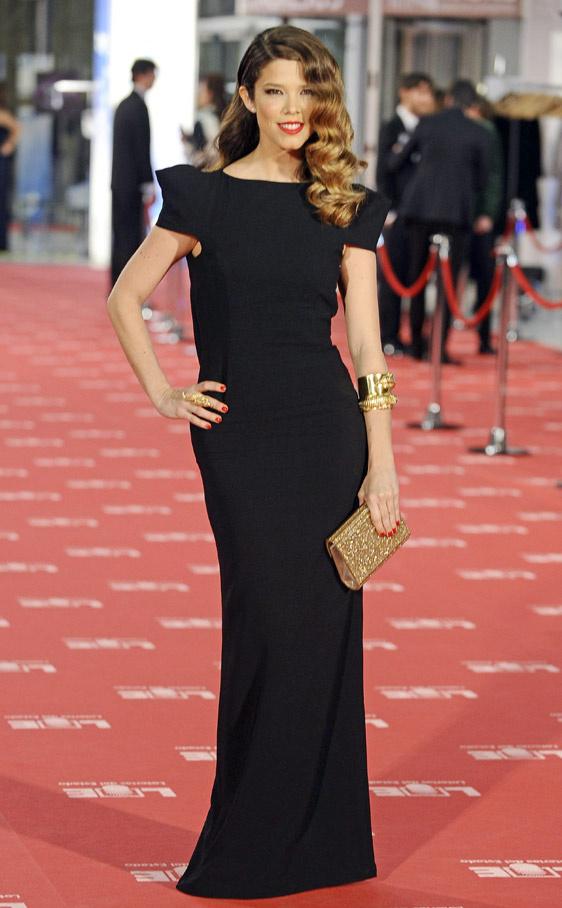Los premios Goya 2012 – Los vestidos   Bodastoryblog