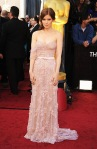 Kate Mara in Elie Saab