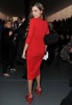 PFW-Amber le Bon at Dior
