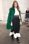 PFW-Elisa Sednaoui at Chanel