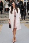 PFW-Mila Kunis at Dior