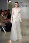 Designer: Anne BowenBridal Fashion Week Spring 2013New York, April 2012