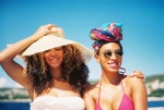Beyonce and sister Solange
