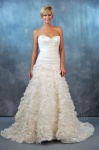 Designer: Jenny LeeBridal Fashion Week Spring 2013New York , April 2012
