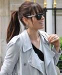 Jessica Biel in Paris 2
