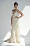 Designer: Junko YoshiokoBridal Fashion Week Spring 2013New York, April 2012