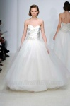Designer: Kenneth PoolBridal Fashion Week Spring 2013New York, April 2012