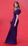 Dana Weiss in Dior