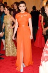 Ginnifer Goodwin in Monique Lhuillier and Tiffanys