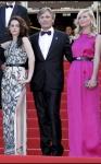 Kirsten Dunst in Christian Dior and Kristen Stewart in Balenciaga