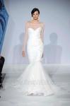 Designer: Mark ZuninoBridal Fashion Week Spring 2013New York, 2012