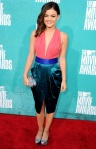 Lucy Hale in Catherine Maladrino