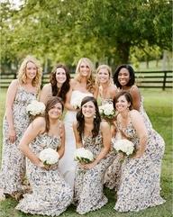 Bridesmaids 1 Bohemian