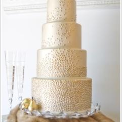 Cake 10 Gold
