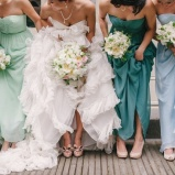 Bridesmaids 14 green