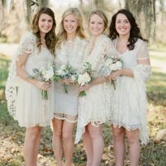 Bridesmaids 9 Vintage