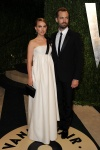Natalie Portman in Dior with Benjamin Millepied