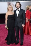 Paul Rudd in Giorgio Armani and Julie Yaeger