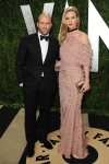 Rosie Huntington-Whiteley in Valentino with Jason Statham