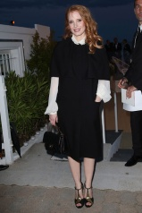 1 Jessica Chastain