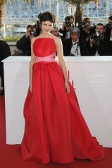 Audrey Tautou in Lanvin 2