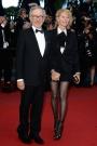 Ellos 1 Steven Spielberg con su mujer