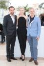 Ellos Leonardo DiCaprio y Baz Luhrman