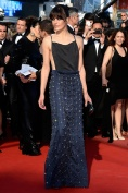 Milla Jovovich in Prada