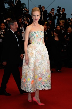 Nicole Kidman in Raf Simons for Dior