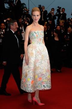 Nicole Kidman in Raf Simons for Dior
