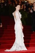 Novias Rooney Mara in Givenchy Alta Costura