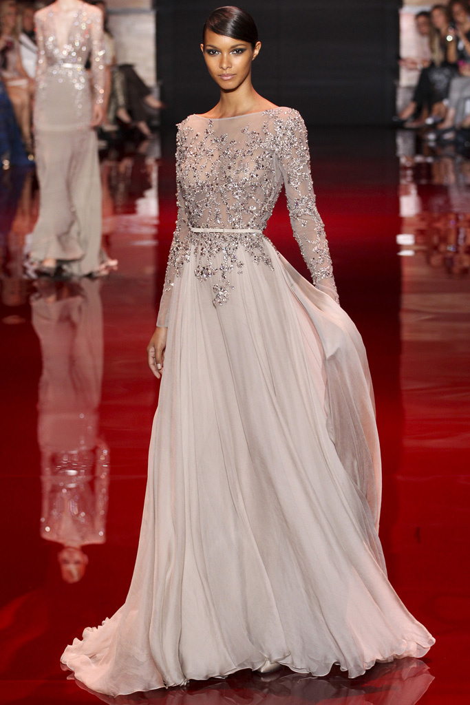paris fashion week 2013/14 – elie saab | bodastoryblog