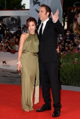2 Alice Kim and Nicolas Cage