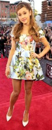 Ariana Grande in Kenley Collins