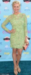 Brittany Snow in Oliver Tolentino
