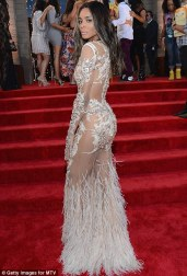 Ciara in Givenchy Couture