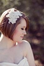 Peinados Para Novias Con El Pelo Corto Bodastoryblog