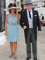 1 César Cadaval y su mujer