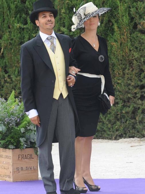 1 farruquito y su mujer | bodastoryblog