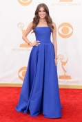 Allison Williams in Ralph Lauren