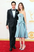 Gia Coppola in Zac Posen with Zac