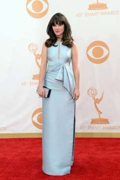 Zooey Deschanel in J.Mendel