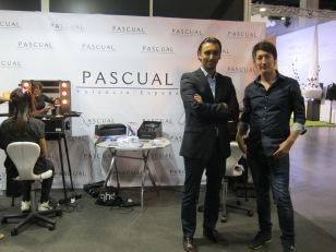 Mariano y Pascual de Peluquerías Pascual