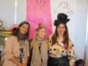 Kezia con Macarena Navarro Tocados y Mi Evento AB