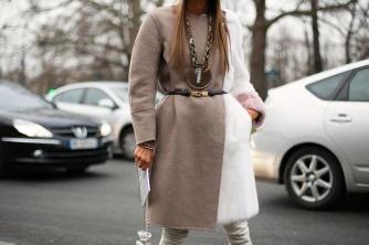 Anna Dello Russo in Chanel