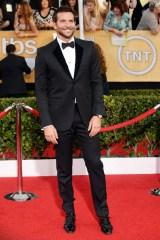 Bradley Cooper wore a Gucci tuxedo