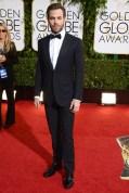Chris Pine in an Ermenegildo Zegna tuxedo