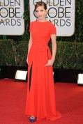 Emma Watson in Dior Couture & Roger Vivier