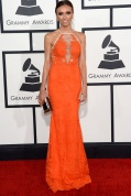 Giuliana Rancic in Alex Perry