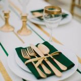 Gold and green 3